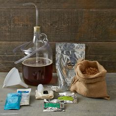 Holiday Ale Beer Making Kit #williamssonoma