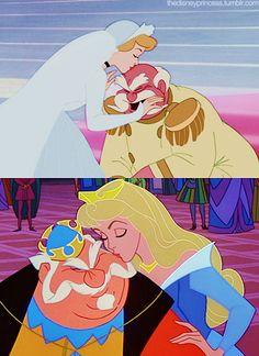 Cinderella and Sleeping Beauty