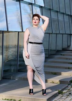 Since recently, everybody is talking about Plus Size fashion, and this has become a very new topic of debate, companies are actually starting to invest in Plus Size Markets and making a lot of benefits from that.