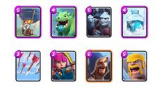 Best 5 Deck Clash Arena Royale http://ift.tt/1STR6PC