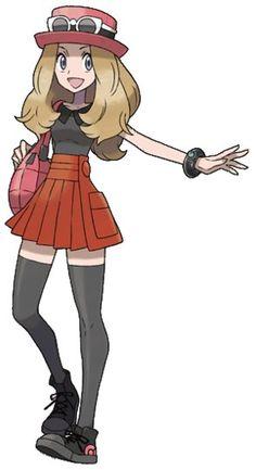 Serena - Pokémon X/Y