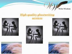 Finest Ghost writing Services Online