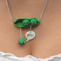 OMG pea pod fail by asphyxivix on Etsy
