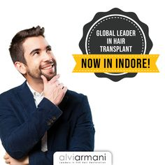 With an outstanding client satisfaction rate worldwide, Alvi Armani -India is all set to deliver exceptional transplant services in Indore. Call us at to book a free consultation today! Hair Transplant In India, Best Hair Transplant, Armani Hair, Natural Hair Care, Natural Hair Styles, Indore, Hair Restoration, Beverly Hills, Cool Hairstyles