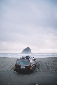 Old Volvos and Early Mornings. Perfection.