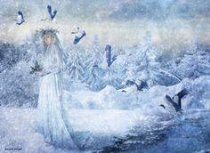 In the Winter by Anne Wipf