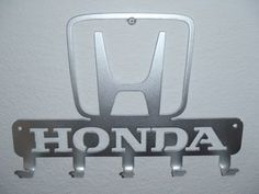 Key Rack Honda Metal Art by lavicozma on Etsy