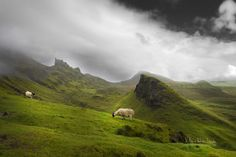 Scotland  by Philippe Sainte-Laudy Road Trip Photos en Écosse