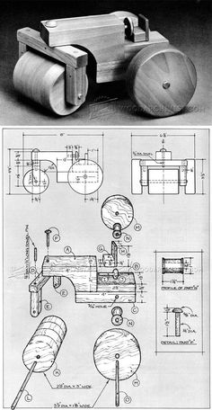 See more easywood childs toy plans like this at bearcreekwood com wooden_toys like these ideas visit us for more wood toy inspirations woodworking wooden_childrens_toys woodworking_projects Diy Wooden Toys Plans, Wooden Toy Trucks, Making Wooden Toys, Wooden Car, Wood Plans, Woodworking Toys, Woodworking Projects Diy, Woodworking Skills, Old Toys