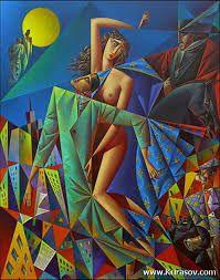 Resultado de imagen de imagenes de arte cubista