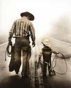 aww little cowboy