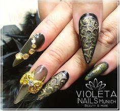 #nagelstudio #münchen #nails #nailart #naildesign #nageldesign #violeta #violetanails http://ift.tt/2ab76vE