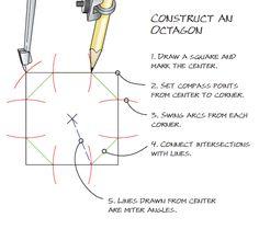 Construct an Octogon