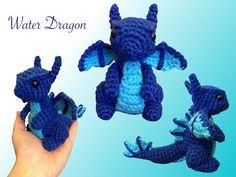 Water Dragon by Amaze-ingHats on DeviantArt