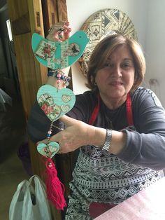 Hecho por Susana Ibrahim  en el taller de Rosita Perosa