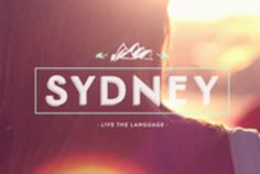 EF - Live The Language - Sydney by Albin Holmqvist. Commercial for EF International Language Centers.