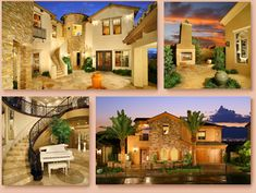 Tuscan Style Homes | For Las Vegas Custom Homes, Las Vegas Developer, and Luxury Homes in ...