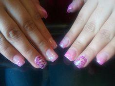 Animal print rosa