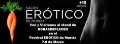 Estaremos en el festival erótico de Murcia 2015. Sino fuiste, no puedes perderte el próximo. ¡Te esperamos! #festival #show #espectaculo #erotico #sexo #Murcia #Alicante