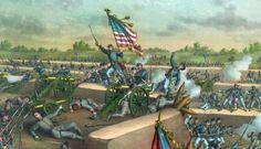 American Civil War, Petersburg Campaign