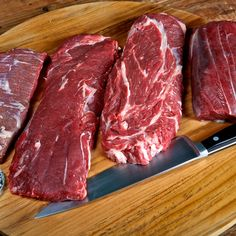 12 STEAKS YOU HAVEN'T BEEN EATING BUT NEED TO     We guarantee you haven't even heard of half of 'em