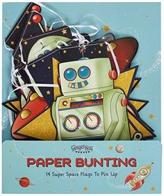 Ginger Ray Space Adventure Spaceship Robot Paper Party Bu... https://www.amazon.com/dp/B00M35IYD0/ref=cm_sw_r_pi_dp_x_OkJHybBWFCJHF