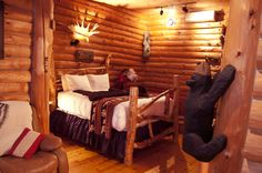 Cabin Suite, Adventure Suites North-Conway, New-Hampshire
