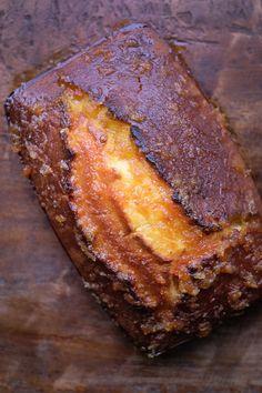 On New Motherhood & Grapefruit Lemon Loaves-whole cake-The Funnelogy Channel