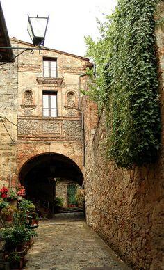 ღღ Cetona, Siena, Tuscany, Italy