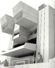 ::: Augustin Hérnandez, Heroico Colegio Militar, 1975