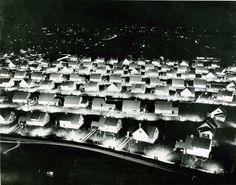 Levittown, New York - On ground where cows grazed before the war, young families now slept in suburbs made of prefabricated materials. These instant neighborhoods and towns sprang up to meet the housing demand of millions of postwar Baby Boom families.