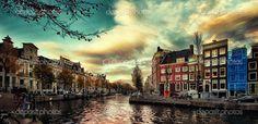 Amsterdam I Canals I Good Life I Fun I Easy I Chill I Houses I Boat I Holland I Dutch I Amsterdam City, Most Beautiful Cities, Image Search, Relax, World, House, The World, Haus, Keep Calm