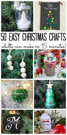 174 Best Christmas Crafts For Adults Images In 2019 Christmas