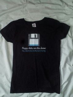 Geek shirt von getdigital PC Nerd