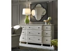 Universal Furniture   Sojourn   Dresser   543A040
