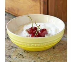 New Colors Available!  Le Creuset Small Multi-Purpose Bowl, 20 ounce  With legendary design, durability and vibrant expression of colors, this Le Creuset bowl is elegant serveware for your table.
