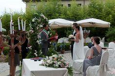 Civil Wedding Ceremonies in  a Private Villa in Tuscany