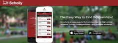 The Bluebird Patch: Apps We Love: Scholly Lets You Find Scholarships For College