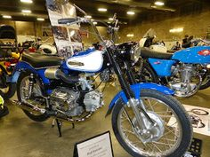 OldMotoDude: 1966 Harley-Davidson/Aermacchi Sprint Judges Award...