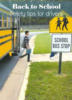 Prevent Tragic Accidents with These Back to School Safety Tips for Drivers | OurFamilyWorld.com