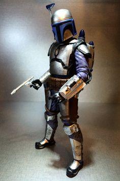 Star Wars Black Series Jango Fett No.15 - 6 inch Figure by Hasbro.