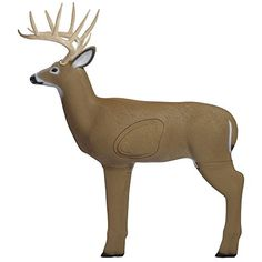 Shooter Buck 3D Archery Target with Replaceable Core Shooter  $85