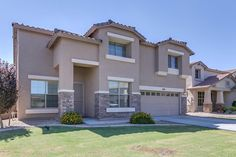 Terrific Home in the Gated Community of Stoneview!!! 5 Large Bedrooms. 2.5 Baths. 2,945 Square Feet!  $275,000