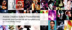 #Adobe Creative Suite 6 #CS6