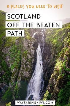 11 Secret Places in Scotland Off The Beaten Path | Wayfaring Kiwi