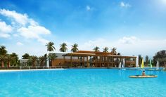 ClubHouse. Terralagos - Laguna Cristalina - Crystal Lagoons