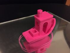 #3DBenchy - The jolly 3D printing torture-test by Louisfischer90