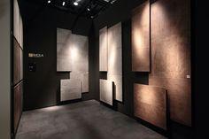 Alessandro Bucci - Architetti Bath Showroom, Bathroom Mirror Design, Showroom Interior Design, Lighting Showroom, Exhibition Stand Design, Booth Design, Commercial Design, Tile Design, Retail Design