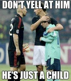 Lionel Messi... typical #football