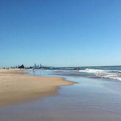 Sunday shimmer.  Currumbin Beach Queensland.  ___ @queensland #thisisqueensland @visitgoldcoast @australia #australia #beach #currumbinbeach . . . #mytravelgram #travelingram #beachlife #endlesssummer #chasingthesun #beachlyfe #explore #adventure #wellness #wellnesstravel by thefittraveller http://ift.tt/1X9mXhV